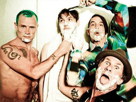 Red Hot Chili Peppers I'm With You review