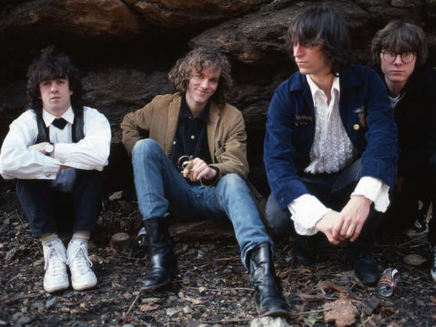 REM, back in the day: 1984