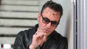 Richard Hawley rig tour