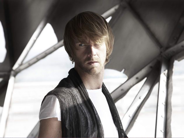 Richie Hawtin: Tweeting his beats, sort of.