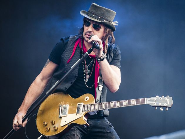 Richie Sambora talks about his upcoming Les Paul tribute shows