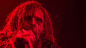 Rob Zombie talks performance, passion and being a scatterbrain
