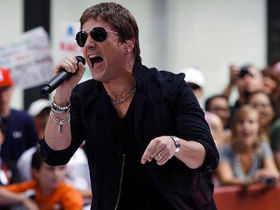 Rob Thomas cuts track with INXS