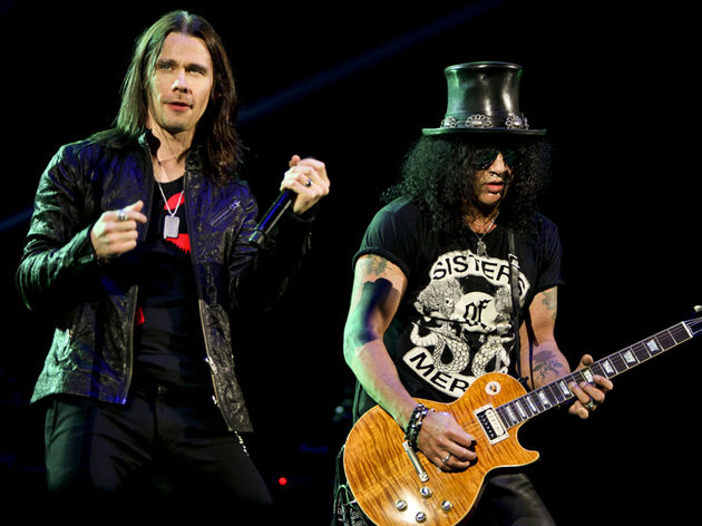 Slash / Myles Kennedy - Sweet Child O' Mine