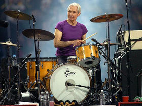 Charlie Watts not quitting Rolling Stones, despite rumors