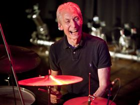 The Rolling Stones' Charlie Watts on his drum heroes