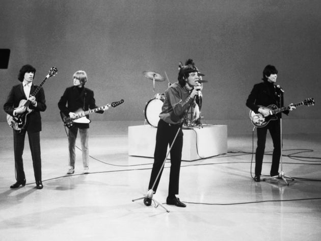 TV history: The Rolling Stones play Satisfaction on Ed Sullivan, 1966