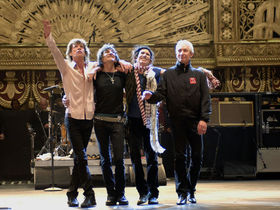 Rolling Stones honoured with road names