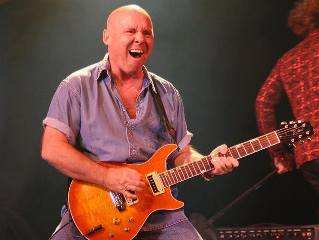 Guitar great Ronnie Montrose, 1947-2012