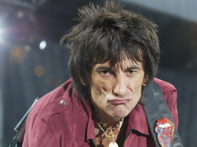 Rolling Stones' Ronnie Wood: I taught Slash the guitar