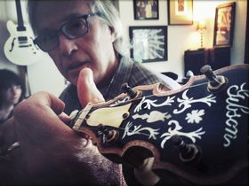Ry Cooder's slide guitar tips