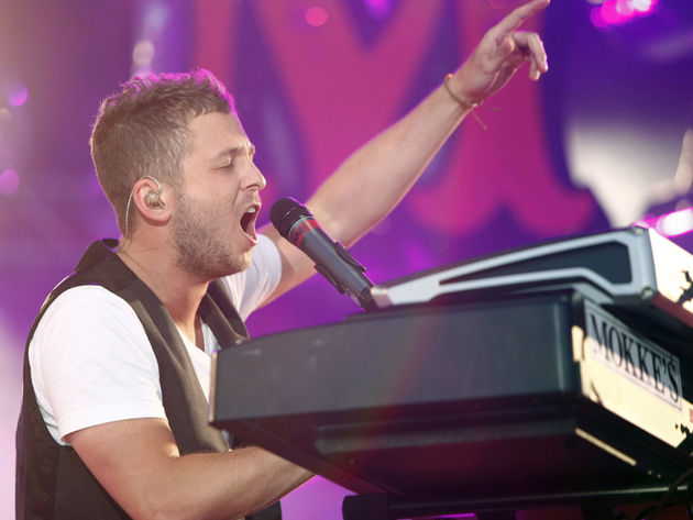Ryan Tedder: is his Halo slipping?