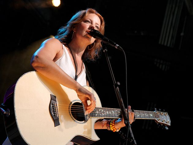 Sarah McLachlan talks guitar, piano, demoing and her new album, Shine On