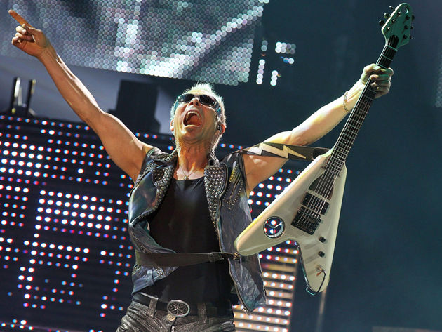 Rudolf Schenker says the Scorpions' farewell is more like...'so long'