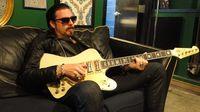 VIDEO: Rival Sons' Scott Holiday on his live guitars and gear