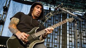 Famous firsts: Sevendust's Clint Lowery