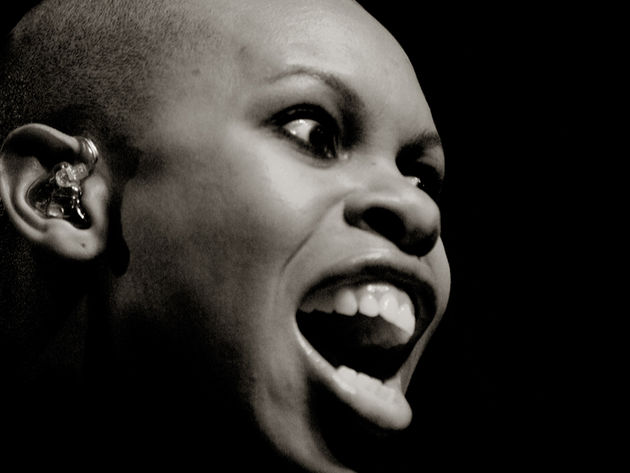 Skunk Anansie: back on the advice of a dog