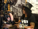 VIDEO INTERVIEW: Slash on his new signature wah pedal and second solo album