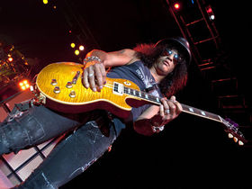 How to play Slash – You're A Lie riff