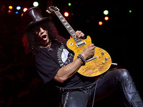 Slash announces 2012 UK tour dates