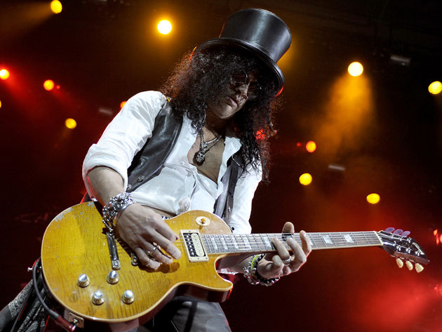 A live DVD and a new solo album are in store for Slash. But what about Velvet Revolver?