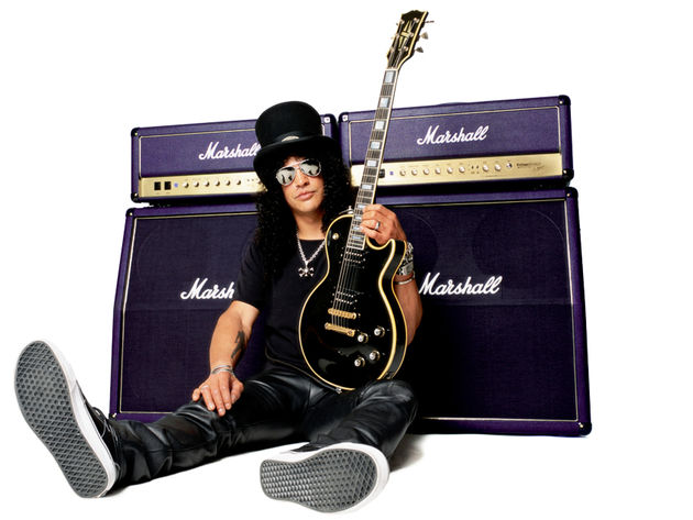 Slash says all is cool. Just be patient