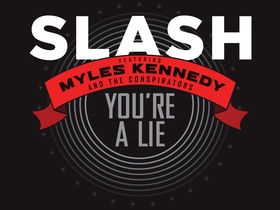 New Slash single You're A Lie, exclusive premiere