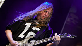 Slayer's Jeff Hanneman died of alcohol-related cirrhosis
