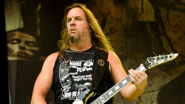 Jeff Hanneman, 1964 - 2013