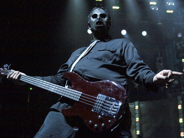 Sad details emerging in the death of Slipknot's Paul Gray
