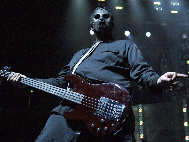 Slipknot's Paul Gray: morphine death ruled 'accidental'