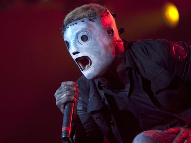 Corey Taylor is feeling better about the band's future...but he's not committing to a new record