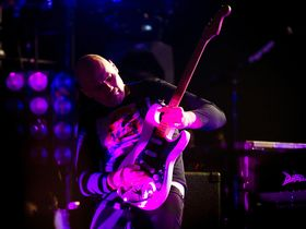 Billy Corgan talks Tommy Lee, new Smashing Pumpkins albums for 2015