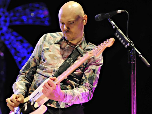 Billy Corgan lists new song titles...but don't get too set on them