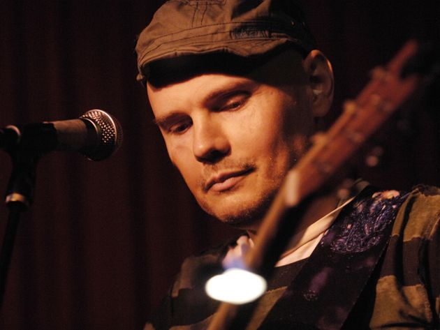 Corgan has some songs - 44 of 'em - coming your way