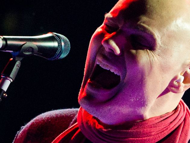 Billy Corgan champions the upcoming Oceania as a strong group effort