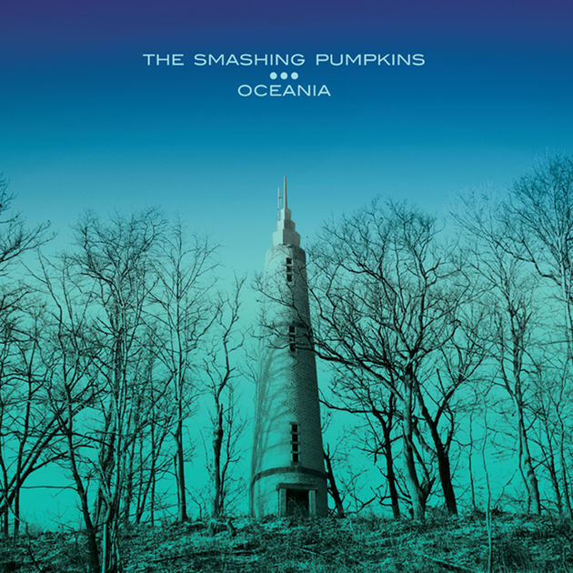 The Smashing Pumpkins' Oceania, due out 19 June