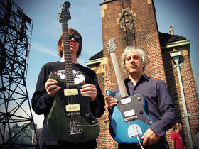Sonic Youth debut Signature Fender guitars