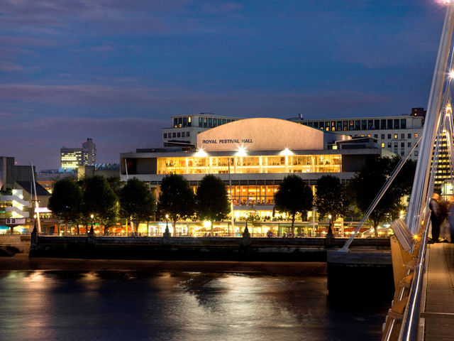 The Southbank Centre in London