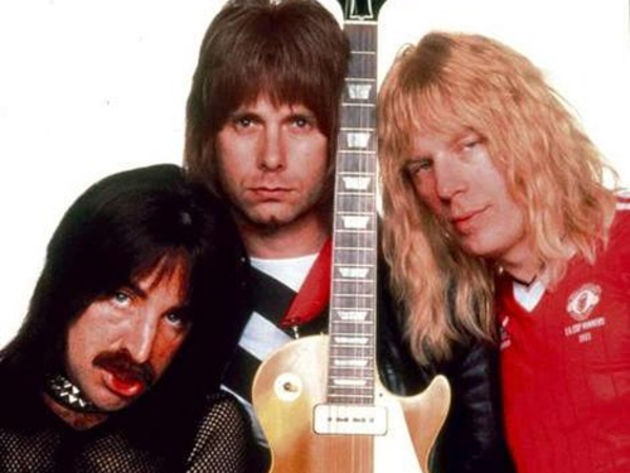 Spinal Tap (Derek Smalls with moustache)