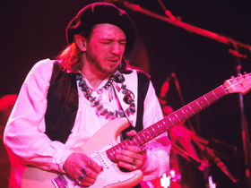 New Stevie Ray Vaughan bio documents final years