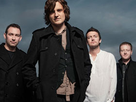 Starsailor record with Brandon Flowers, Ron Wood
