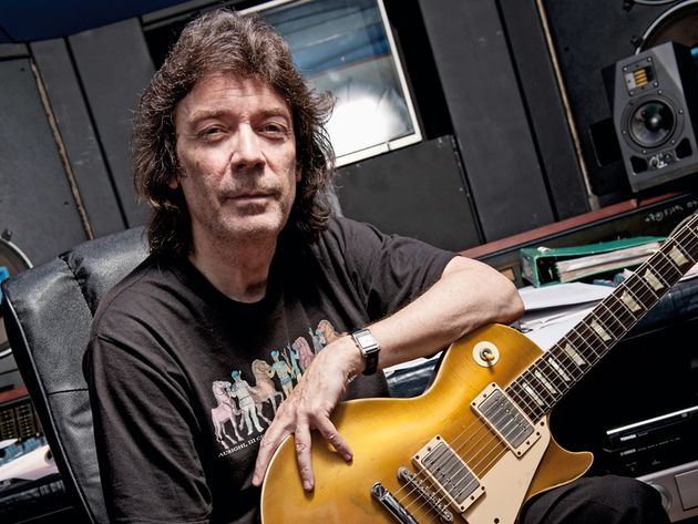 "Steve Hackett: ""In 1973, I felt I was playing in the best band in the world at that time""."