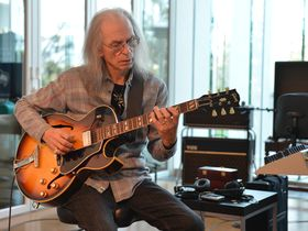 Yes's Steve Howe talks guitars, prog, file-sharing and playing classic albums live