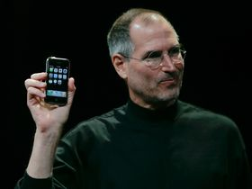 Steve Jobs, Apple co-founder, dies at age 56