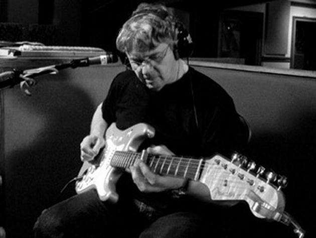 Rock legend Steve Miller at the Skywalker Ranch