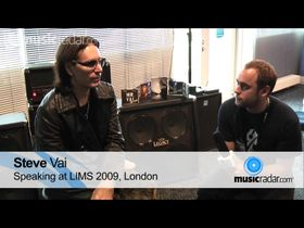VIDEO: Steve Vai interviewed!