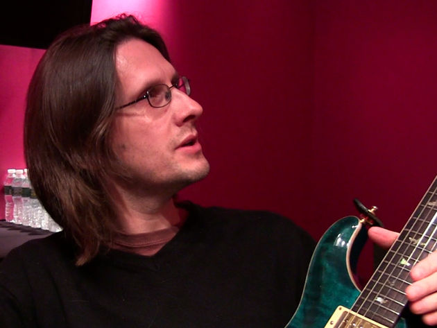 Steven Wilson discusses The Raven That Refused To Sing tour
