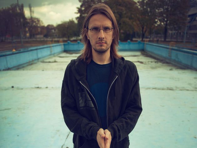 """More cameras, higher definition, more quality"" was Steven Wilson's M.O. for Get All You Deserve"
