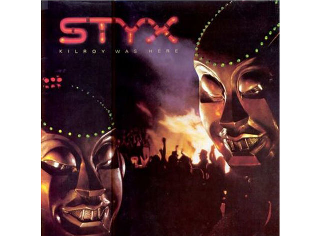 Styx at the Oscars? Please, never again!
